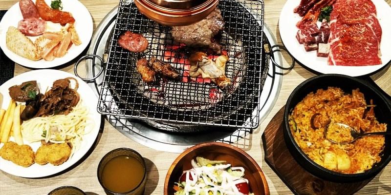 鑄燒日式燒肉食べ放題 彰化日式燒肉吃到飽新選擇 食材多樣一次滿足