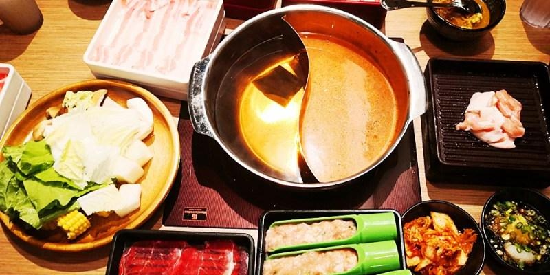 涮乃葉涮涮鍋吃到飽|台中西屯區美食 日式涮涮鍋吃到飽 新鮮蔬果/精緻肉品/飲品/霜淇淋 無限享用