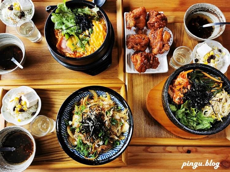 大盛居日韓食堂|嘉義美食 高CP值百元日韓料理 大份量價格親民的平民美食