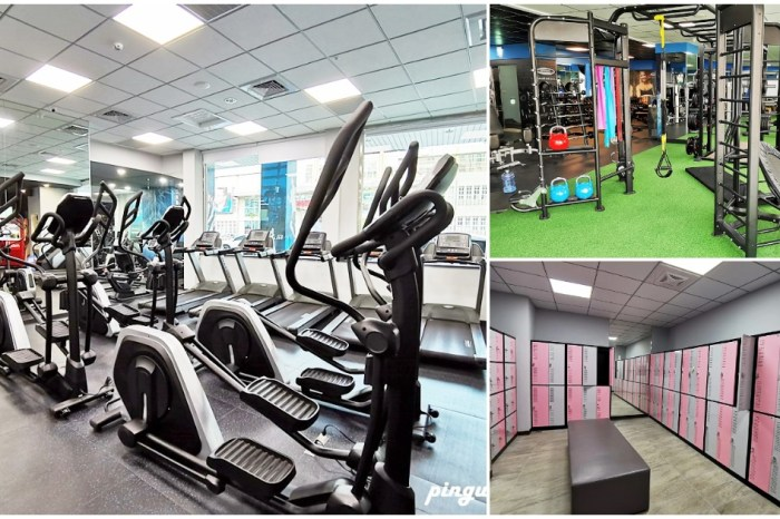 亞樂健身Alive Gym 彰化健身房推薦 專業教練群/健身諮詢/熱門運動器材 寬敞舒適健身空間