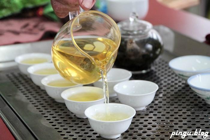 雲林古坑景點|阿安師茗茶 阿里山高山茶 精美三角立體茶包原味呈現