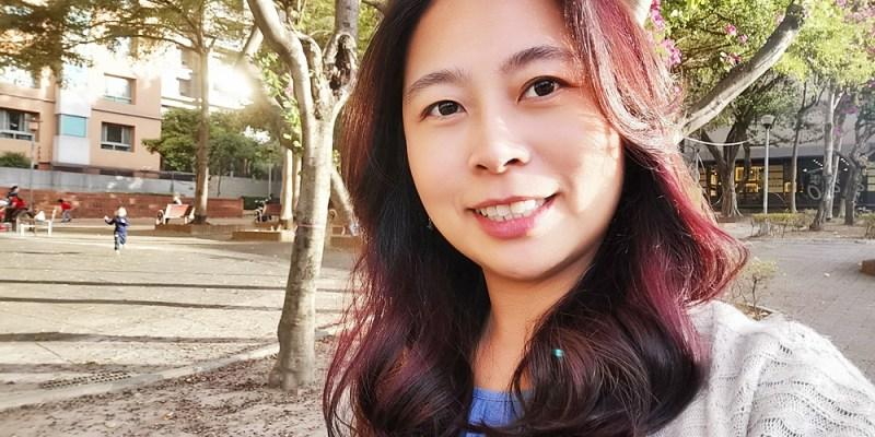 V plus hair|台中染髮逢甲推薦深層護髮 設計師Vicky 打造低調挑染的活潑