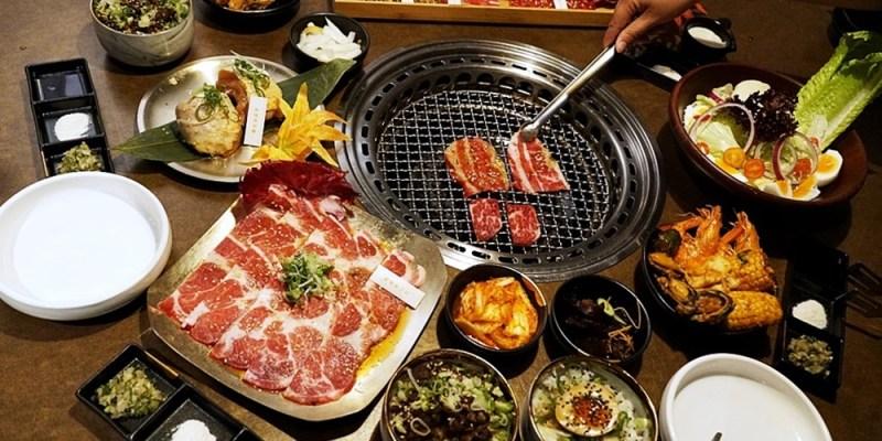 台中美食 龍門燒肉 特色貨櫃屋享用日本A5和牛 海底三千呎