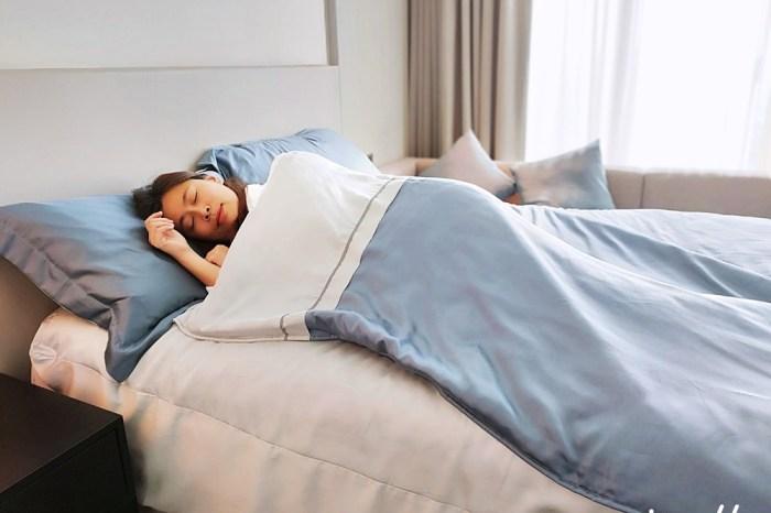 伯尼寢具|款式時尚有質感 如絲綢般的柔軟滑順 睡過就回不去了~