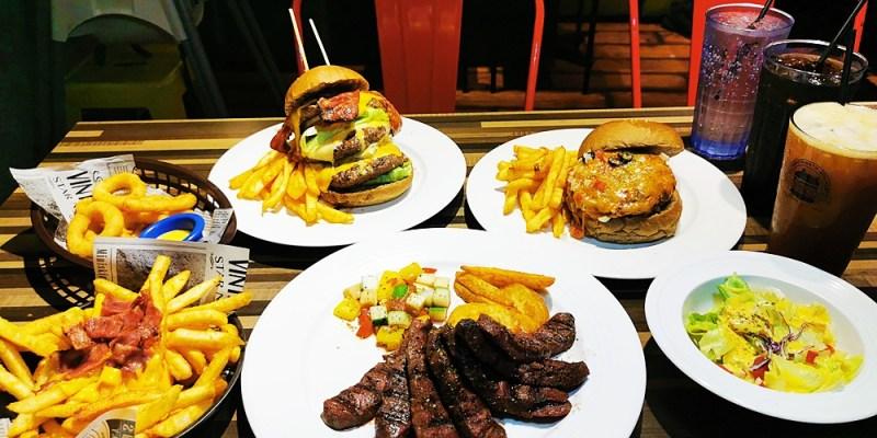 史丹貓美式餐廳 西門店 Stan & Cat 台北美式漢堡推薦 早午餐大份量客製化漢堡