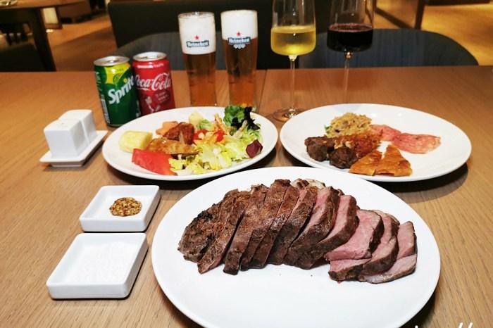 台北吃到飽 戰斧牛排吃到飽 台北中山希爾頓逸林酒店 Alley麗餐廳 無肉不歡微醺午晚餐