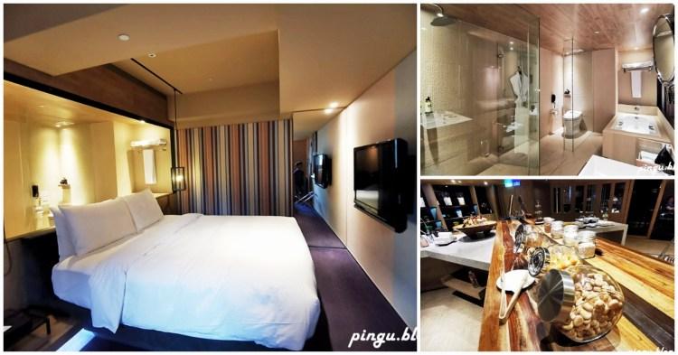 台北住宿|HOTEL QUOTE Taipei闊旅館 台北精品旅館 近捷運台北小巨蛋站