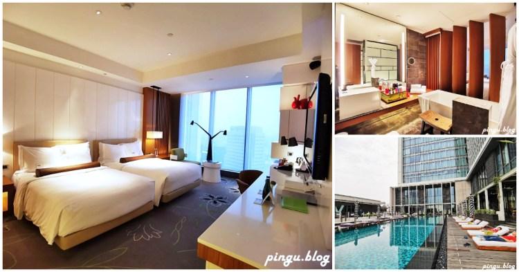 台北住宿 台北W飯店 W Hotel Taipei 萬豪集團旗下等級6飯店
