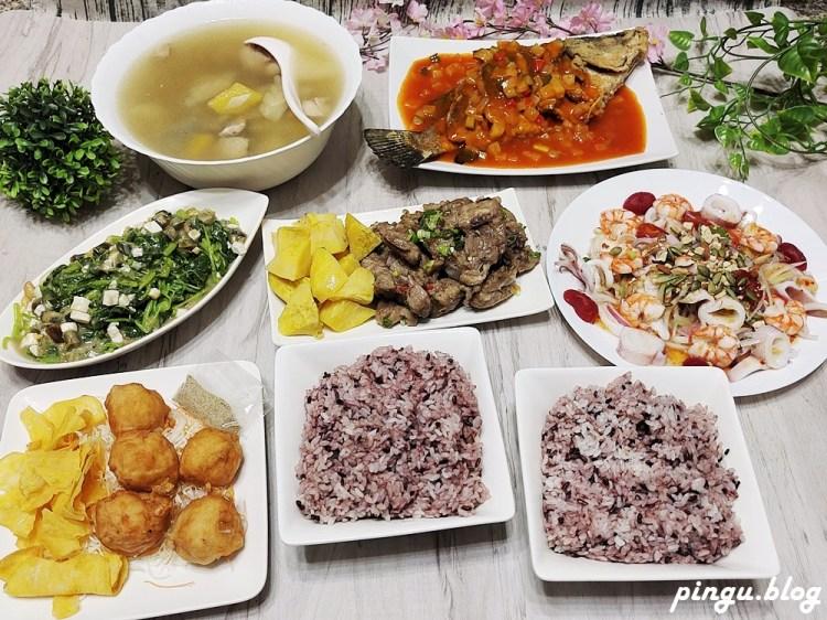 松柏軒景觀餐廳 彰化外帶美食 董事長級私廚料理合菜 在家也有儀式感