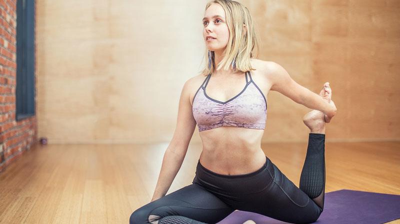 Βάλτε τη γυμναστική στη ζωή σας