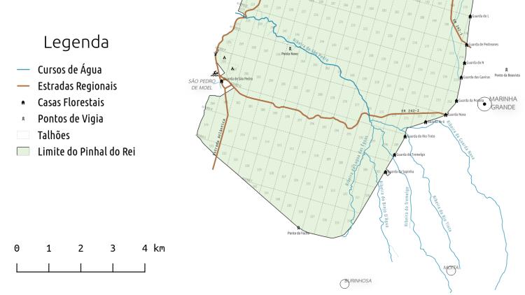 Bacia Hidrográfica da Ribeira de São Pedro