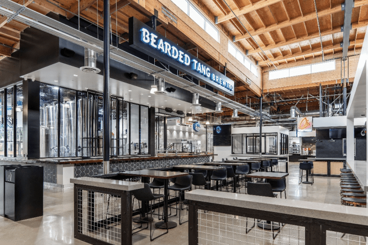 Stanton Fills Much-needed Niche With Bearded Tang Brewery