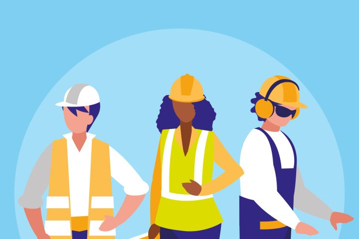 Breaking Barriers: Women in Construction
