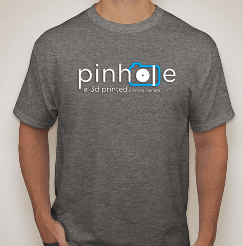 Pinhole Printed T Shirt