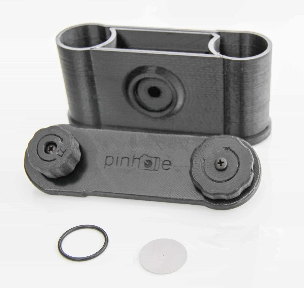 Easy 35 Pinhole Printed A 3d Printed Pinhole Camera