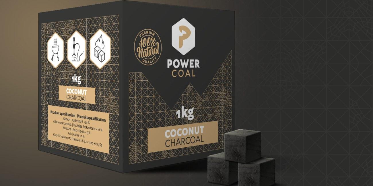 Shishakohle online kaufen bei Power Coal.