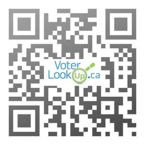 VoterLookup QR Code