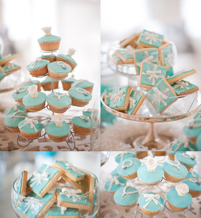 tiffany blue kitchen accessories top rated appliances tea theme breakfast at tiffany's | bridal shower ...