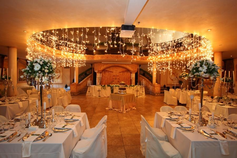 Casa Toscana  Pretoria Wedding Venue  Pink Book