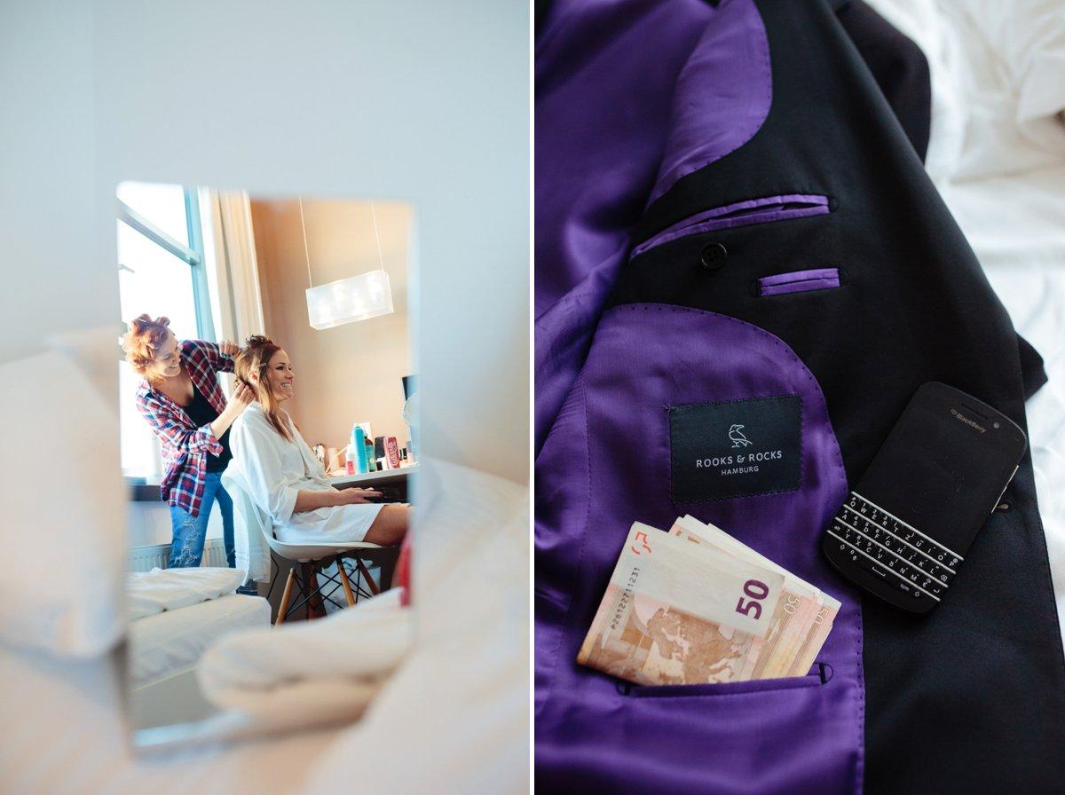 Hochzeit in der Strandperle Hamburg  Pink Pixel Photography