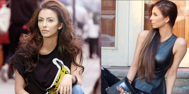 Faryal Makhdoom Without Makeup