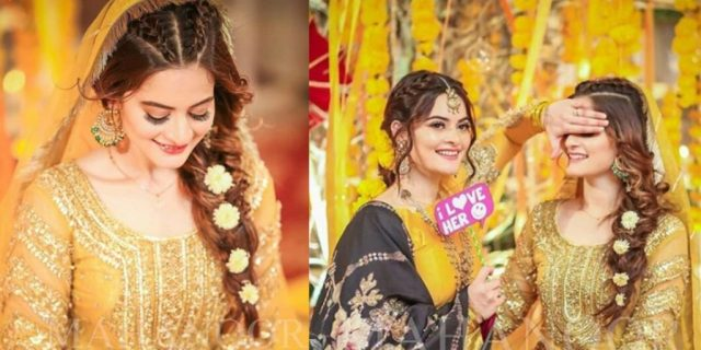 Image result for aiman khan mayon pics