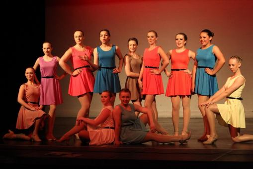 Song and Dance group
