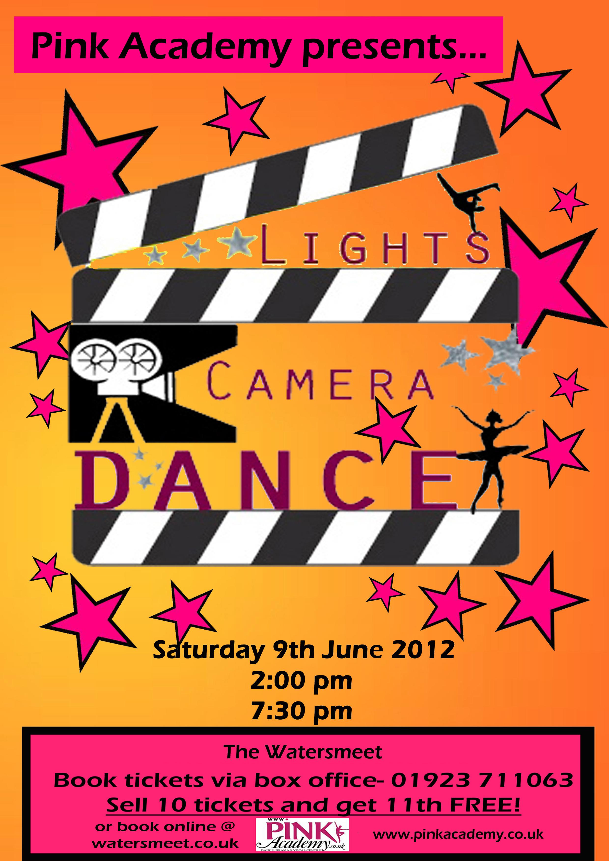 Sat 9th June 2012 – Show Flyer