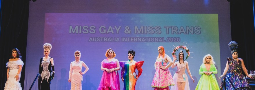 Miss Gay Australia & Miss Trans Australia International