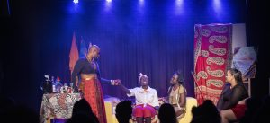 People of Colours theatre melt