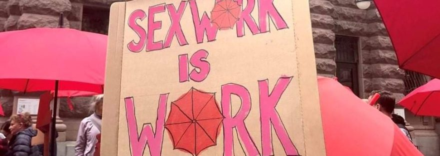 sin sex work workers protest