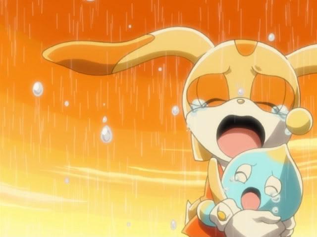 Rabbit Sonic X Cream Cheese