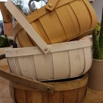 YELLOW COUNTRY TRUG – 3 trug colours