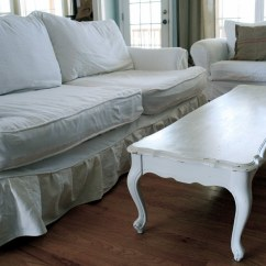 How Much Fabric To Make A Sofa Cover Kidney Shaped Table The Lazy Girls Guide Custom Slipcovers Ebook