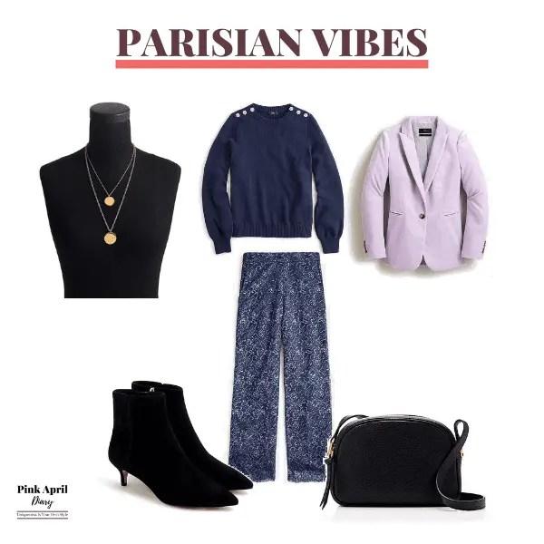 PARISIAN VIBES - My Styles From Jcrew