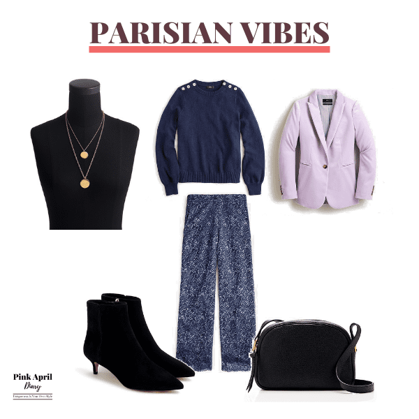 PARISIAN VIBES - My Styles From Jcrew