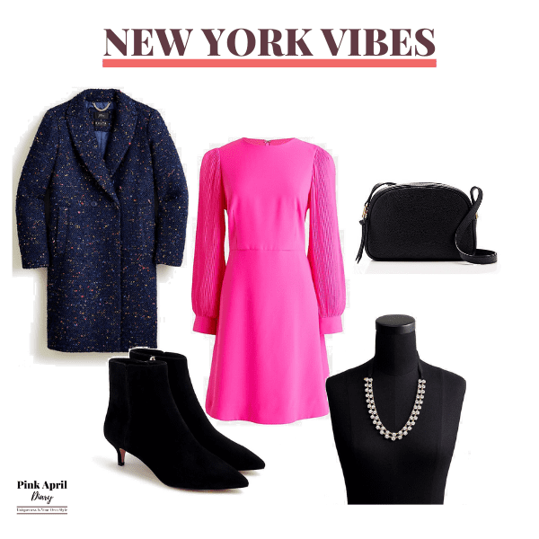 NeW YORK VIBES - My Styles From Jcrew