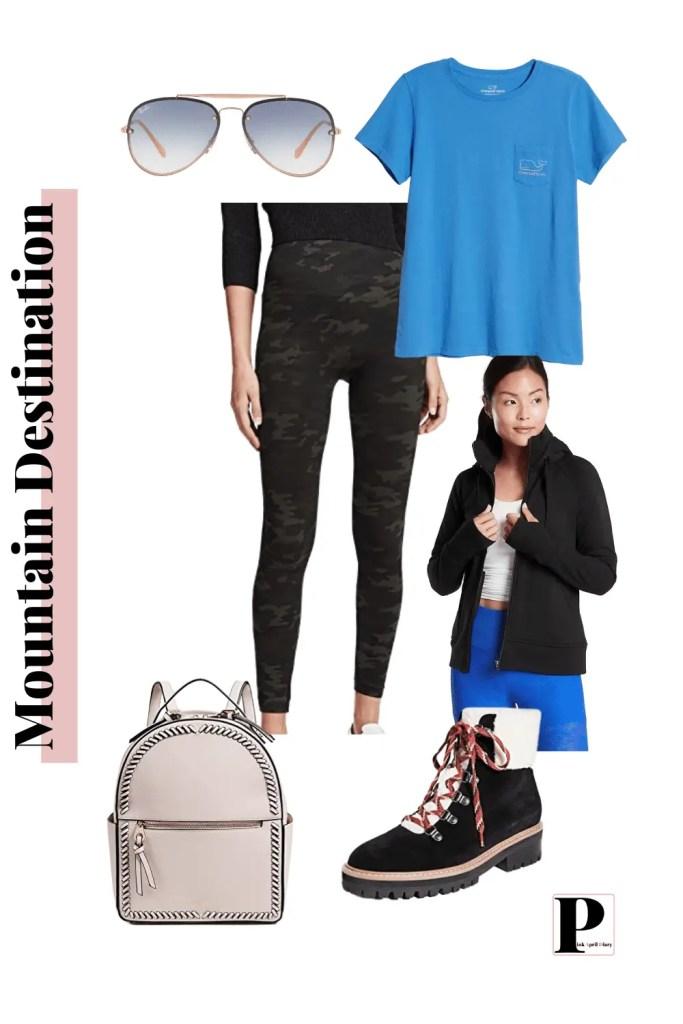 Weekend Getaway - Mountain - Outfit 1