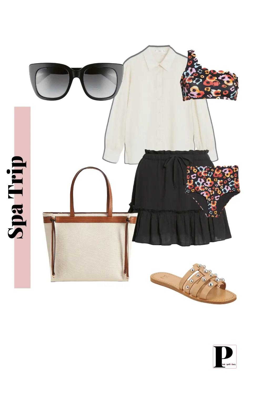 Weekend Getaway - Spa - Outfit 3