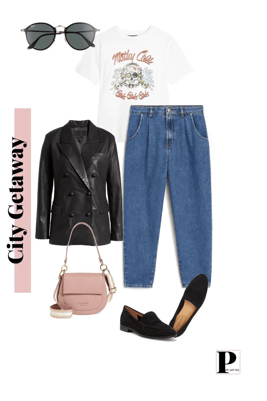 Weekend Getaway - City - Outfit 1