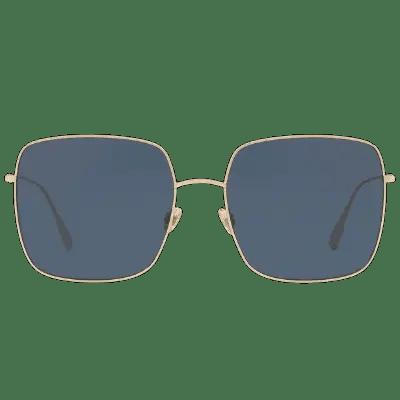 Dior Women's Stellaire Oversized Square Sunglasses