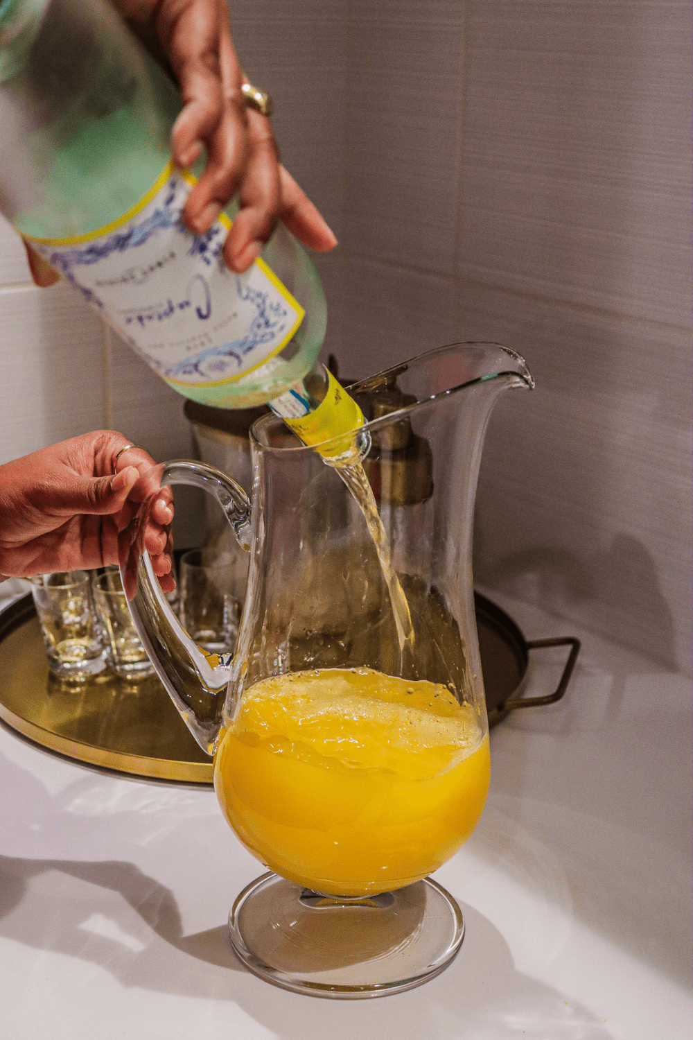 Easy Mango Sangria Recipe Low Sugar - pic 8