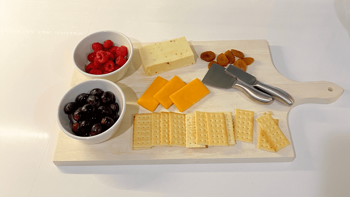 Cheese Platter Idea