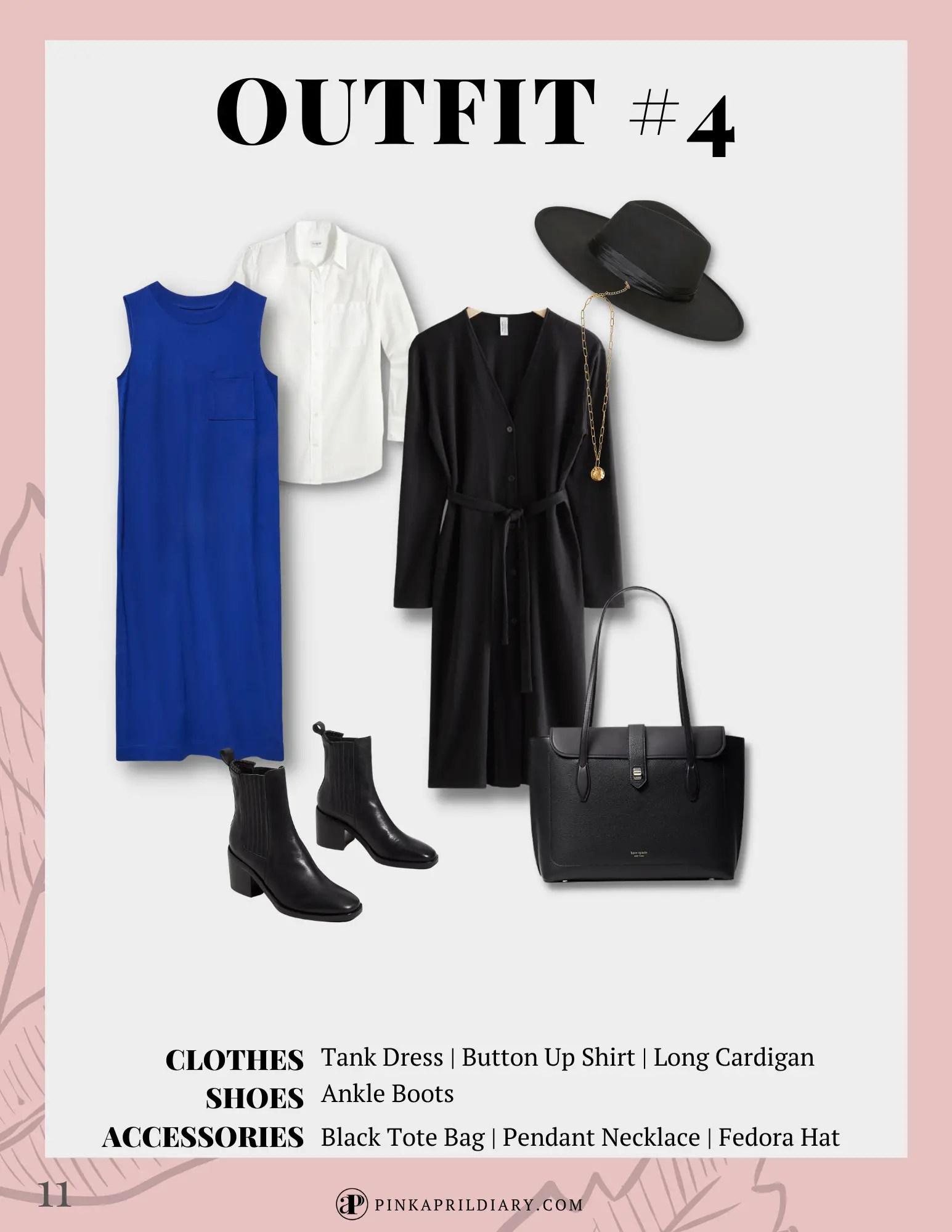Fall Workwear Outfit Idea