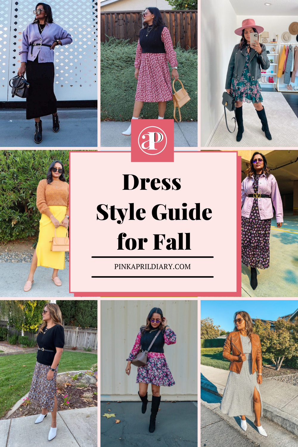 Best Ways to Style Your Dresses in Fall