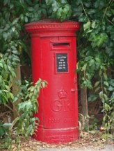 GR Post Box South Road