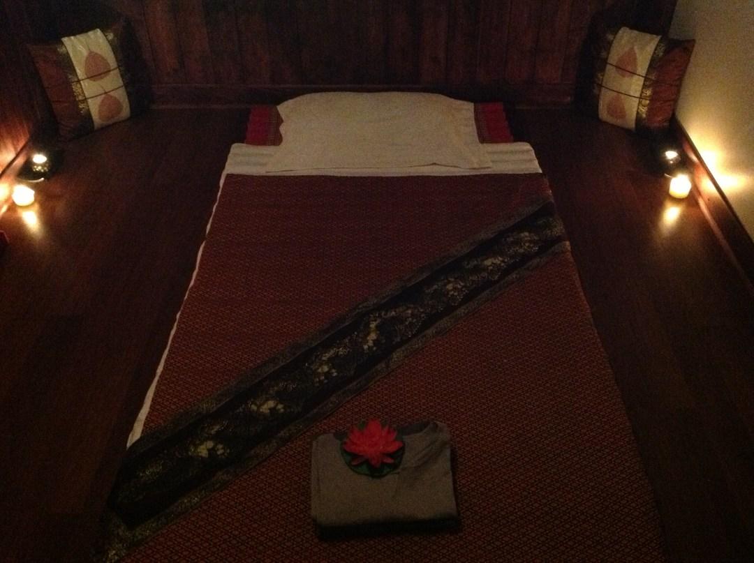Cabine massage Thaï détente