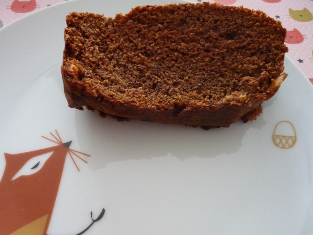 Gâteau au chocolat zoom