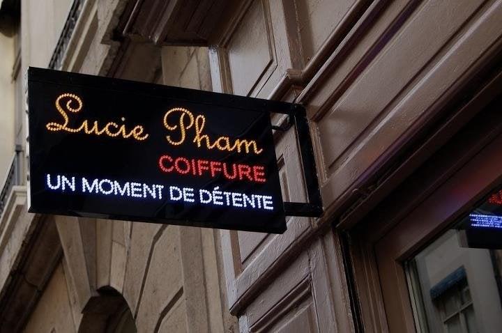 Lucie Pham enseigne