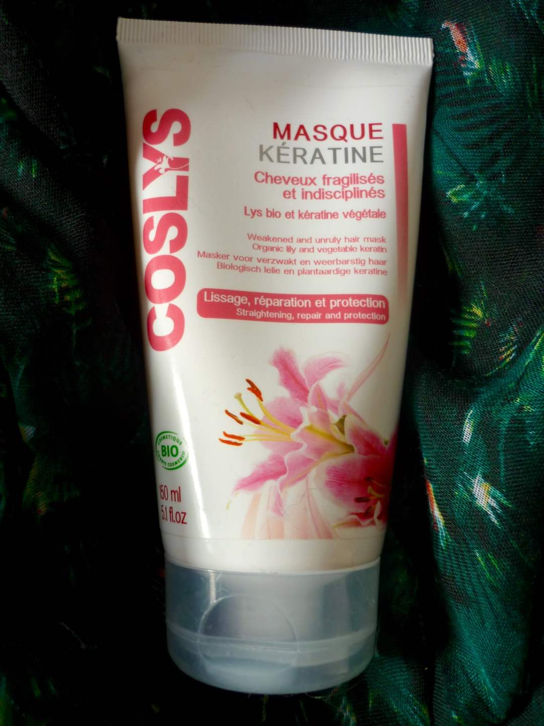 Masque capillaire Colsys
